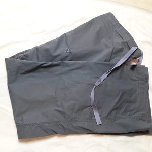 Med Couture Scrub Pants Size M Gray/Purple